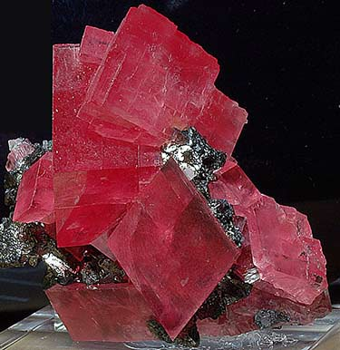 Rhodochrosite from the Sweet Home Mine