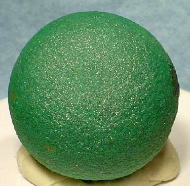 Malachite ball