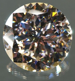 April birthstone diamond