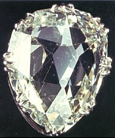 sancy diamond