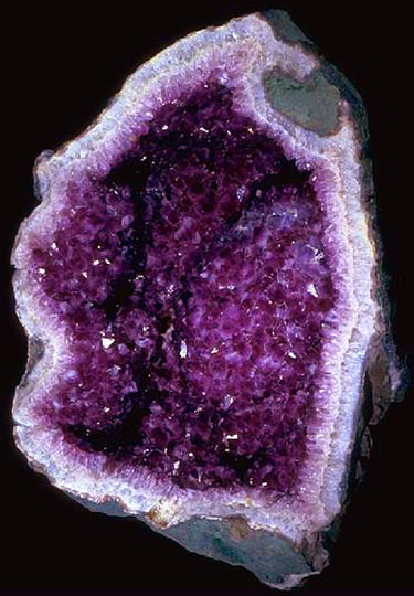 amethyst geode cathedral