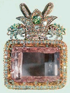 Darya e noor one of the most famous diamonds in the world