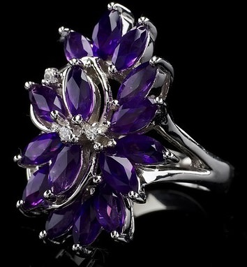 amethyst ring how to sell jewelry best practices