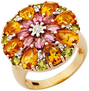 gemstone ring sell jewelry best practices