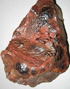rough hematite meaning