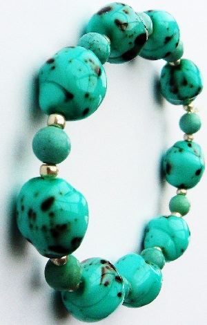 jewelry making guide turquoise bead bracelet